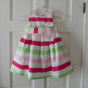Gymboree Holiday Toddler Dress